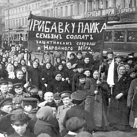 The Russian Revolution - The Meaning of October