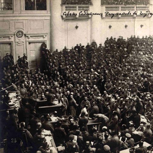 Soviets, Councils and Workers' Power [Lyd]
