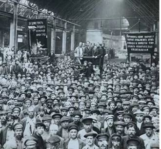 Workers' Democracy in the Russian Revolution