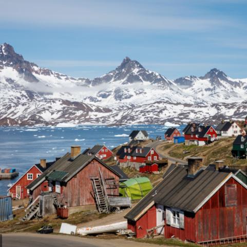Dansk Imperialisme Vil Ikke Slippe sit Greb om Grønland