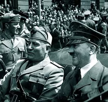 The Rise of Hitler and the destruction of the German Left