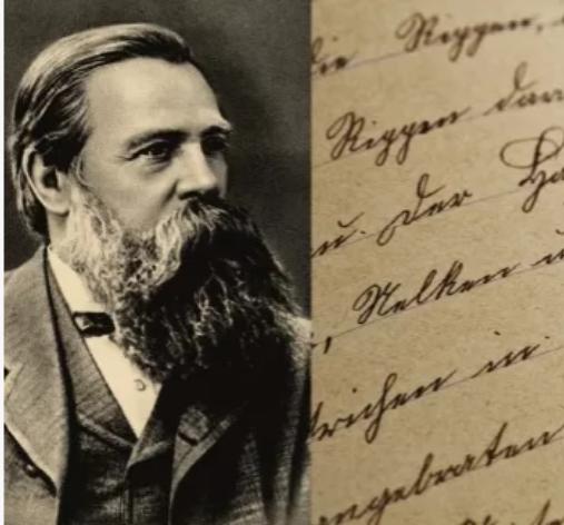 Breve fra Engels: Til Otto von Boenigk