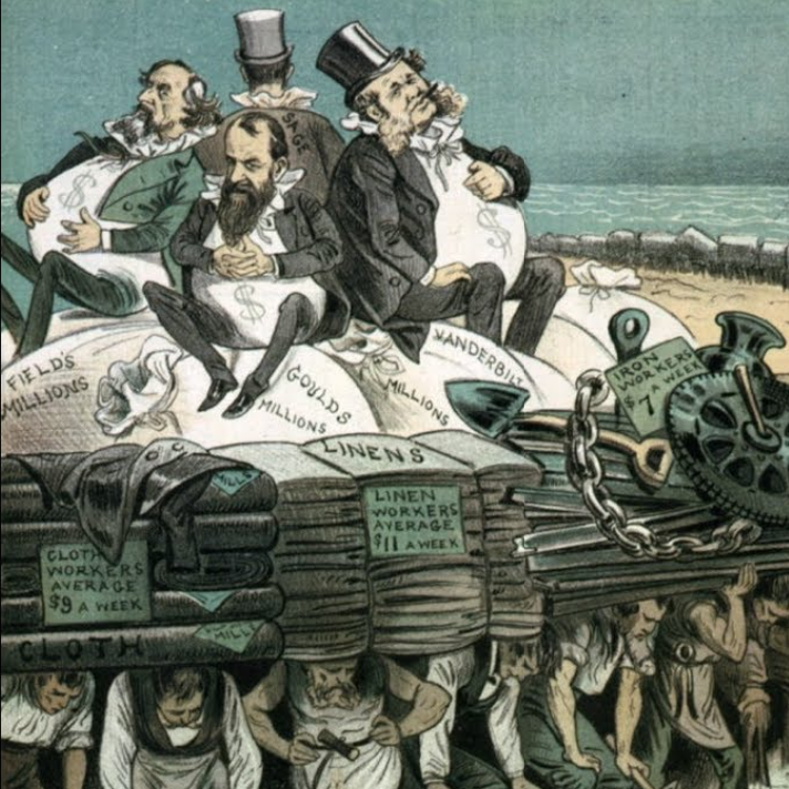 Freedom and Slavery - The Birth of Capitalism [Video]