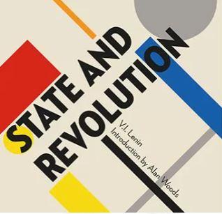 Staten og Revolutionen (Kapitel 2: Polemik mod anarkisterne)