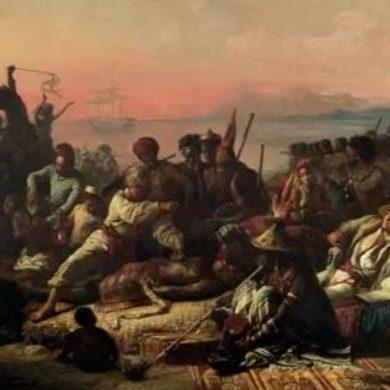 How British Capitalism Grew Rich Through Slavery