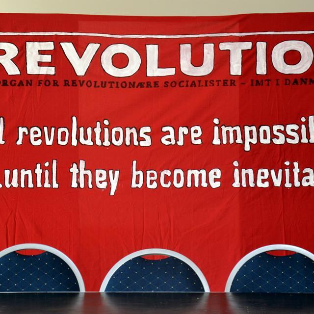 Den Socialistiske Revolution og Nationernes Selvbestemmelsesret