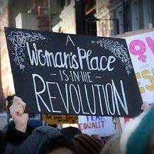 Bekæmp kvindeundertrykkelse - bekæmp kapitalismen