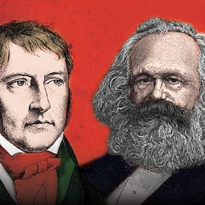 Dialectics: From Hegel to Marx [Lyd]