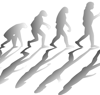 Arbejdets Rolle ved Abens Forvandling til Menneske