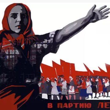 Kvinder før, under og efter den Russiske Revolution