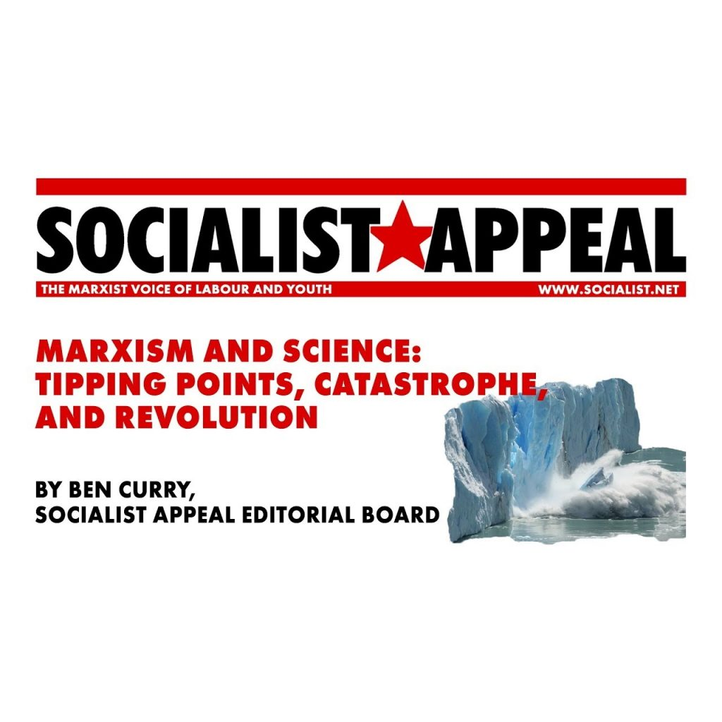 Marxism and Science: Tipping points, Catastrophe, and Revolution [Video]