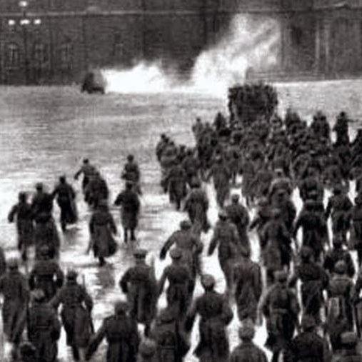 The October Revolution and the Art of Insurrection [Video]