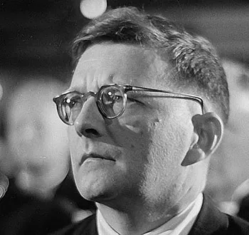 Shostakovich - The Musical Conscience of the Russian Revolution